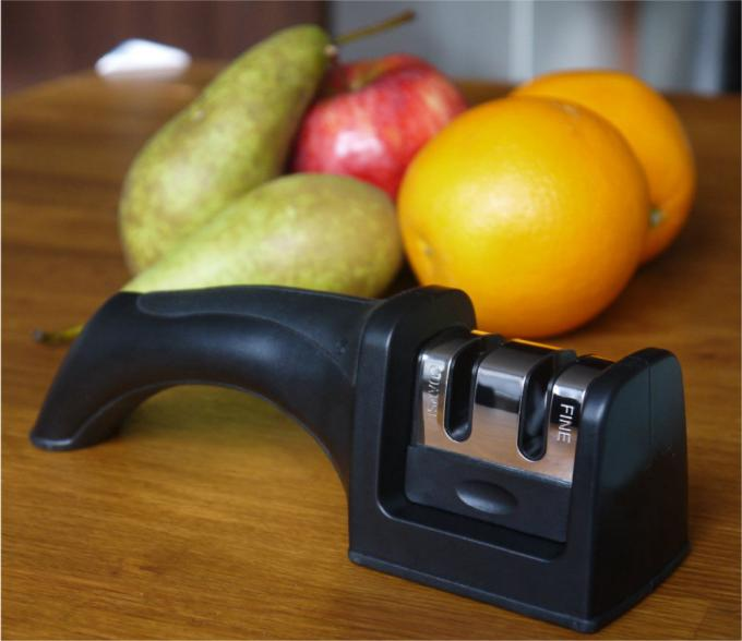 Quickly Kitchen Knife Sharpener For Home Sharpening System Any Color 190*50*60mm