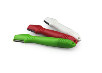 China Multi - Purpose Tungsten Carbide Knife Sharpener ABS Plastic  Only 17g With Any Color supplier