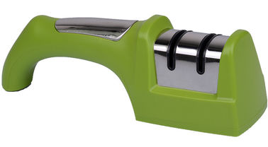 China Commercial Two Stage Knife Sharpener Portable Sharpening Tool 205*65*52MM supplier