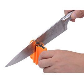 China Handheld Home Knife Sharpener , Compact Knife Sharpener For Outdoor Sharpening Tool supplier